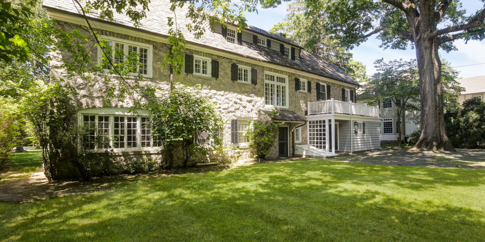 this gorgeous new england saltbox house is ivy league worthy for sale pelham manor home untouched since 1969