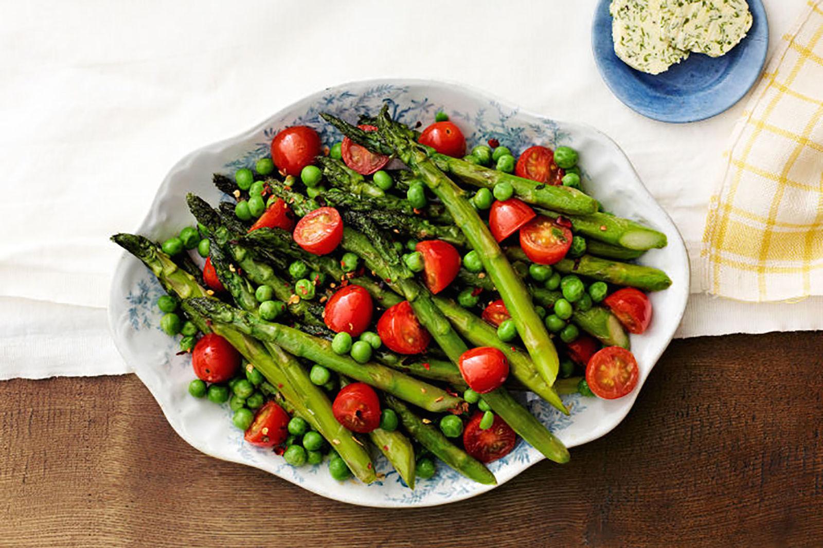 12 easy asparagus recipes how to cook asparagus ccuart Gallery