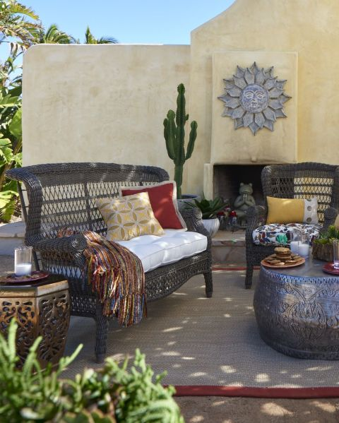 The number one trend this year is a seamless transition from your home to  your outdoor space using outdoor rugs. 8 Outdoor Trends That Are Going to Be Huge in 2017 and 3 That Are