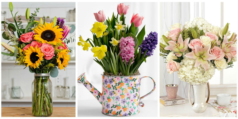 best mother's day flower delivery services  where to buy, Natural flower