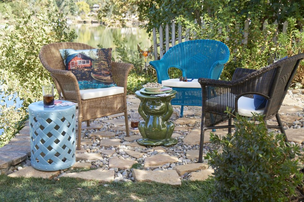 You might be ready for summer  but is your patio. 12 Cheap Landscaping Ideas   Budget Friendly Landscape Tips for