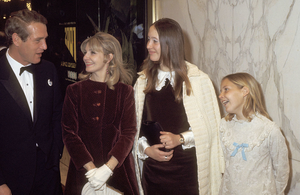 Pop S Stars Paul Newman S Daughters Now