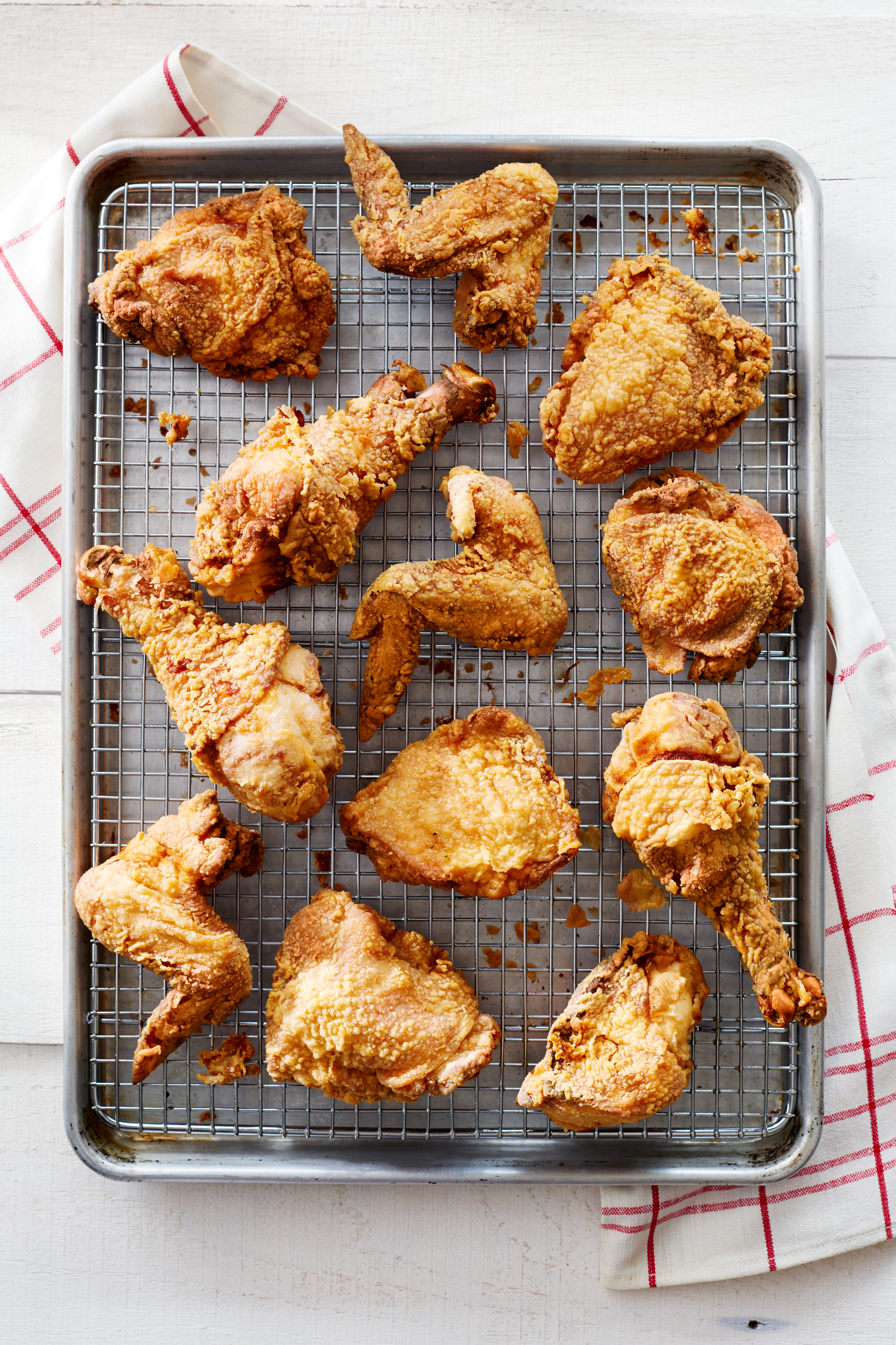 15 best fried chicken recipes how to make homemade fried for Cold weather meals recipes