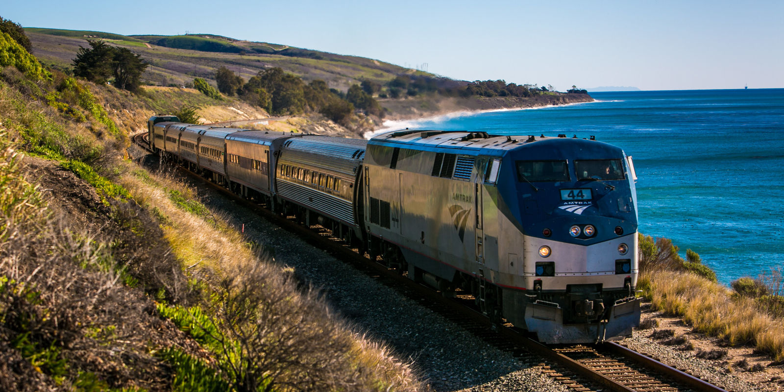 Amtrak Long Distance Train Routes Under Threat From Trump