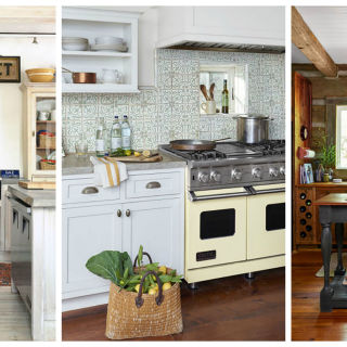 from reclaimed wood to timeless antiques there are countless ways to amp up your kitchens - Beach House Design Ideas