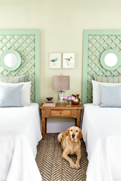 Green Colors For Bedrooms decorating with green - 43 ideas for green rooms and home decor