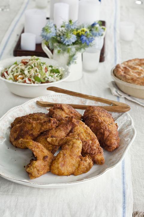 how to make fried chicken like jollibee