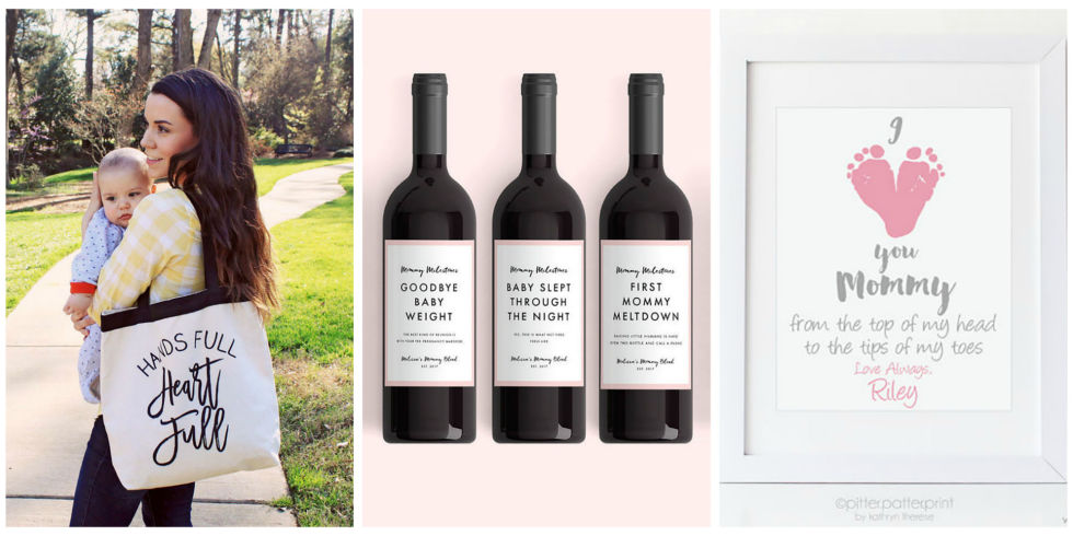 11 First Mother's Day Gifts - Best Gift Ideas for New Moms