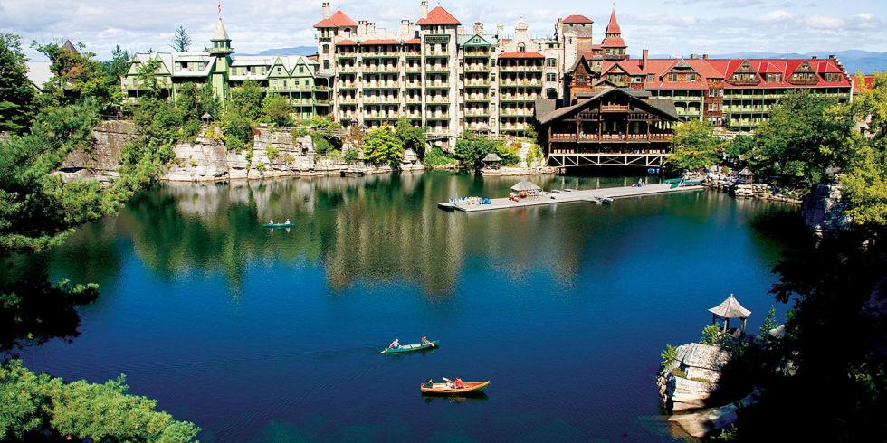 Best All Inclusive Resorts In North America Top Resorts In - North americas best mountain resorts