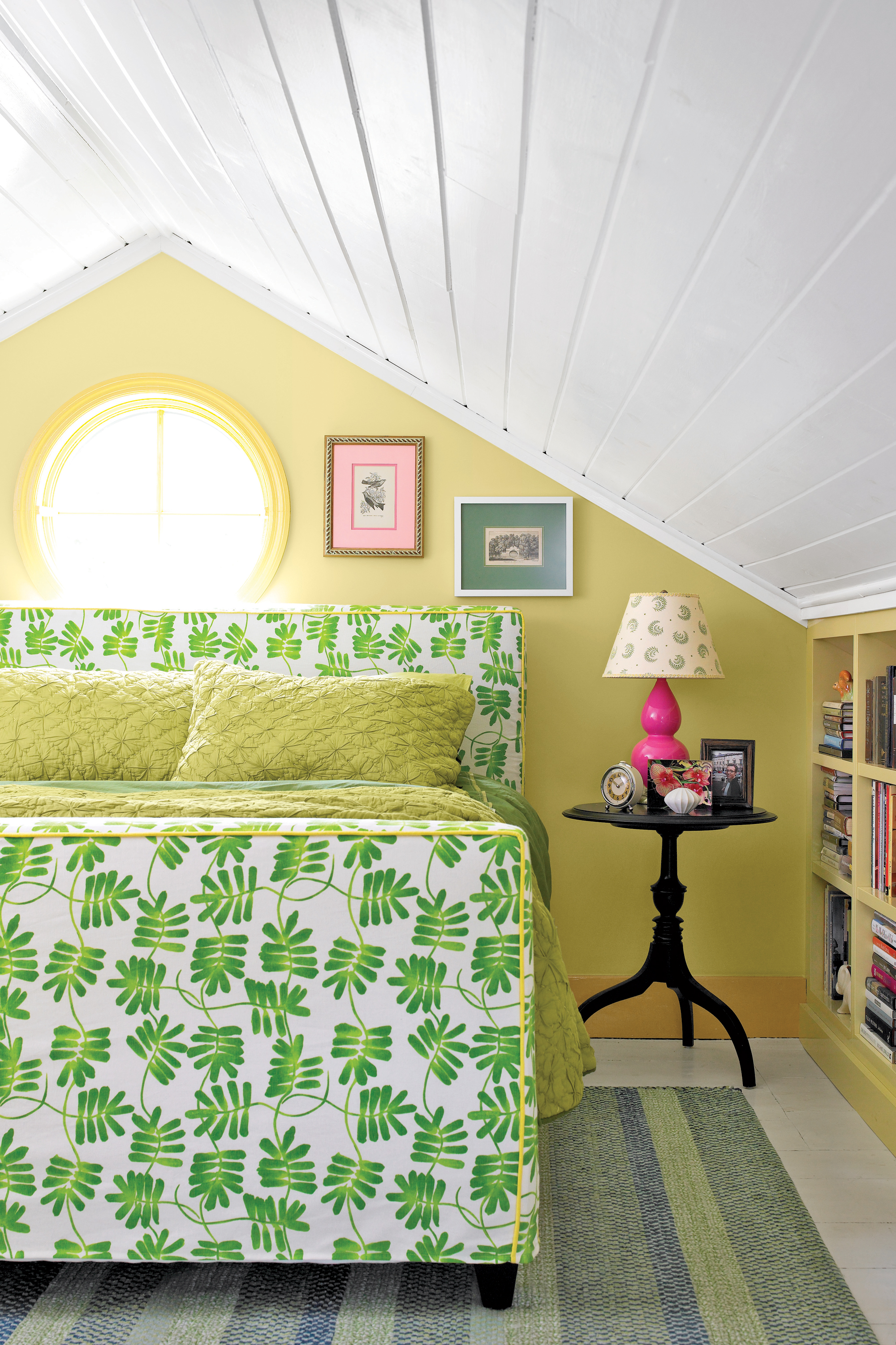 Best Green Bedroom Design Ideas Part - 47: Country Living Magazine
