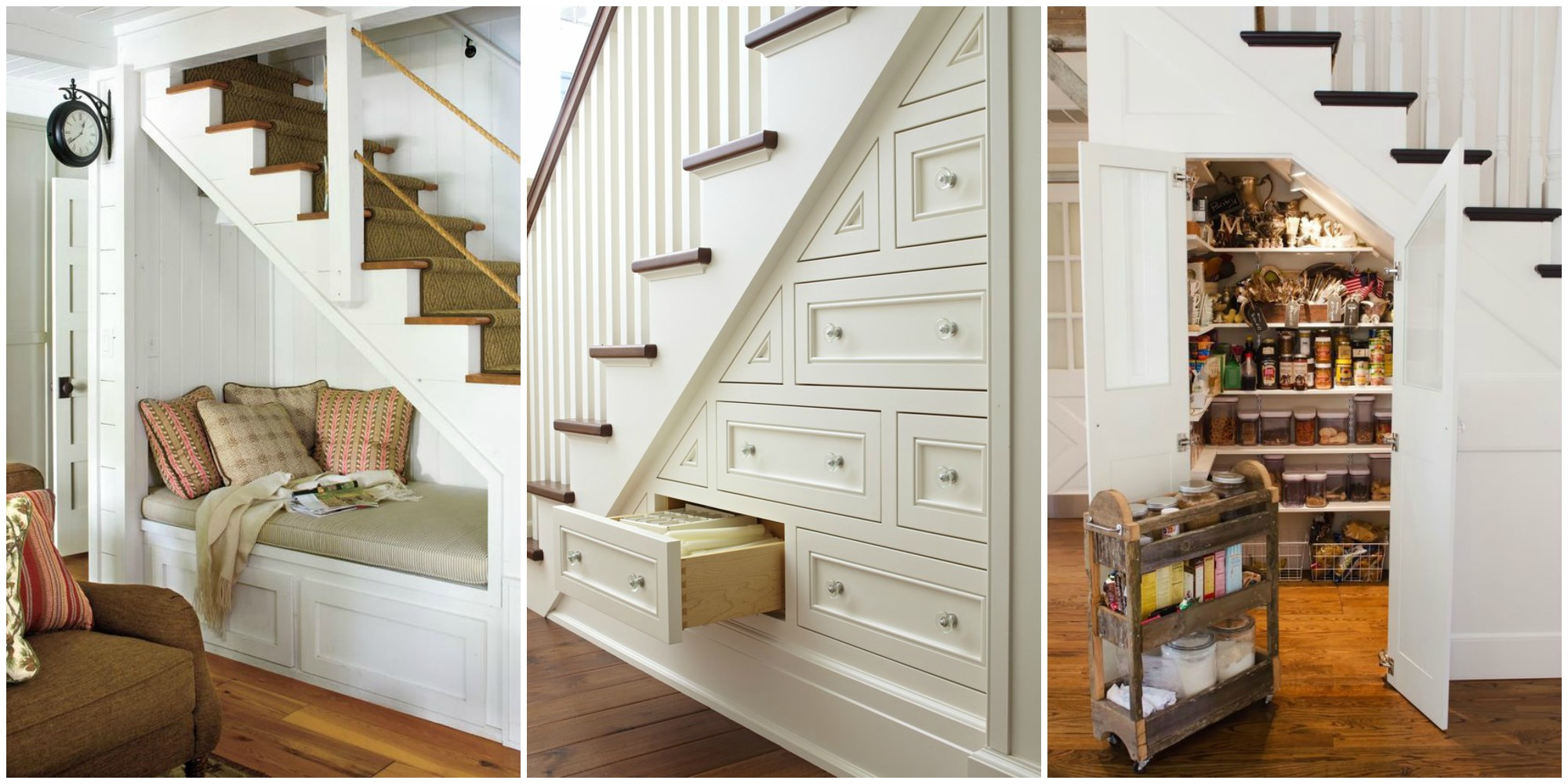 15 Genius Under Stairs Storage Ideas What To Do With