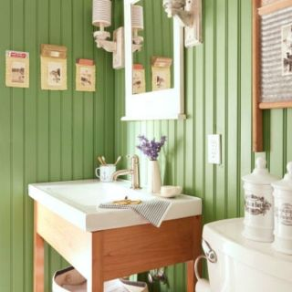 These Rooms Will Leave You Green With Envy