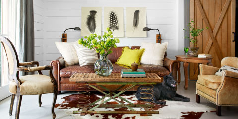Country Living Room Furniture Ideas country farmhouse decor - ideas for country home decorating