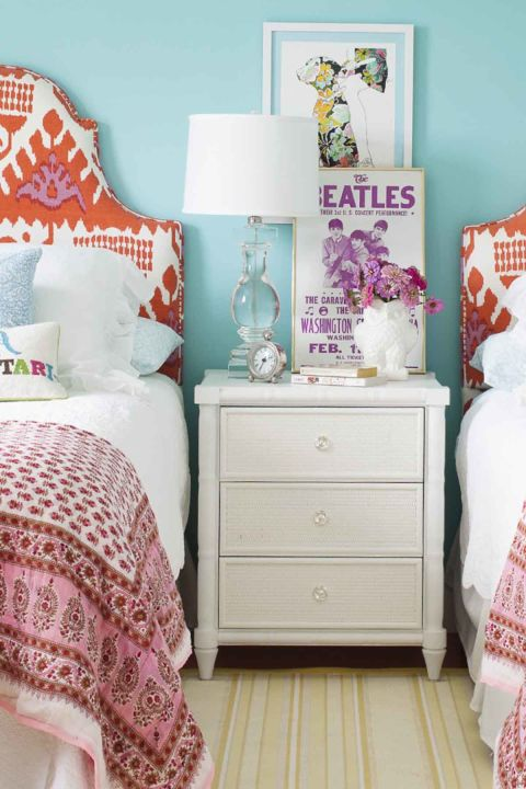 12 Fun Girls Bedroom Decor Ideas