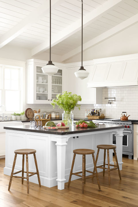 White Kitchen Cabinets 10 best white kitchen cabinet paint colors - ideas for kitchen