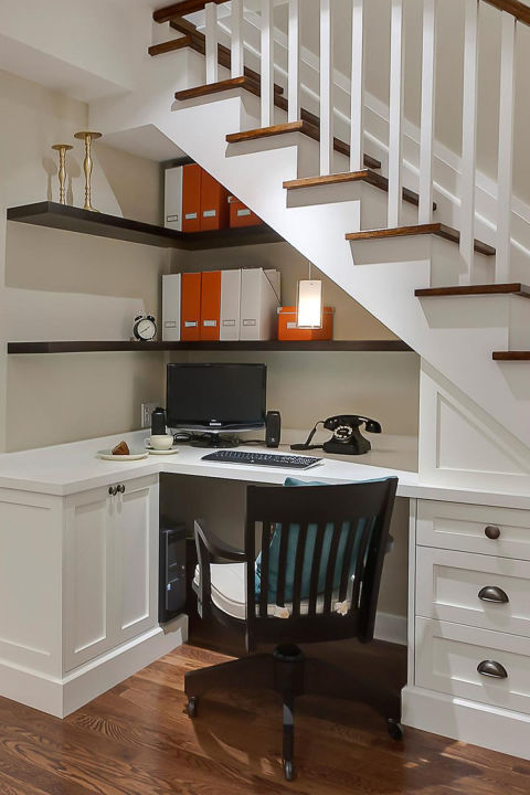 kitchen design under stairs. 5 Home Office 15 Genius under Stairs Storage Ideas  What to Do With Empty Space