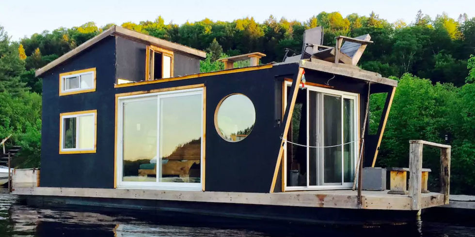 12 Best Houseboat Rentals Cute Houseboats You Can Rent in America