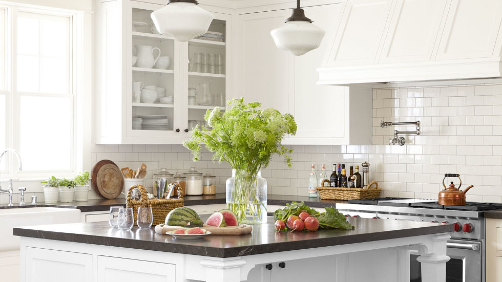 3 How Much Sunlight Does Your Kitchen Get All White