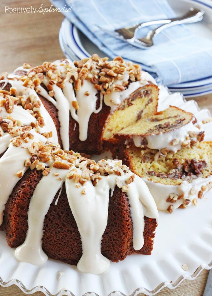 Zucchini Bundt Cake Using Cake Mix