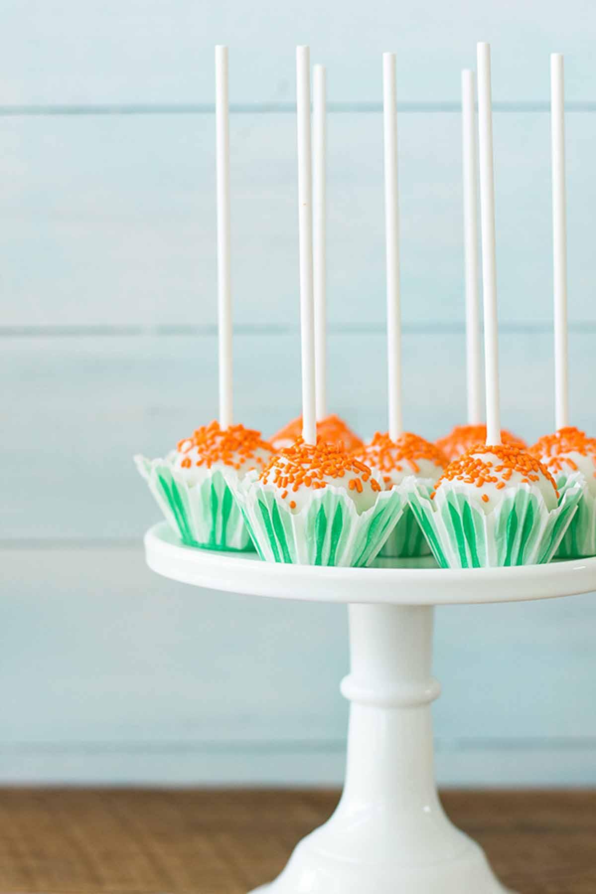 20 Easy Cake Pop Recipes How To Make Cake Pops