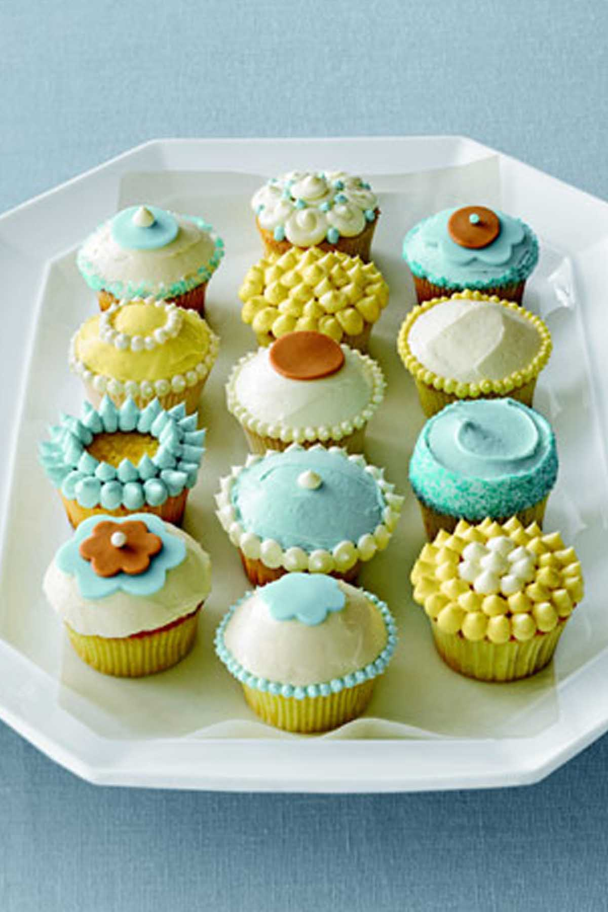 Decorating Cupcakes 30 best cupcake decorating ideas - easy recipes for homemade cupcakes