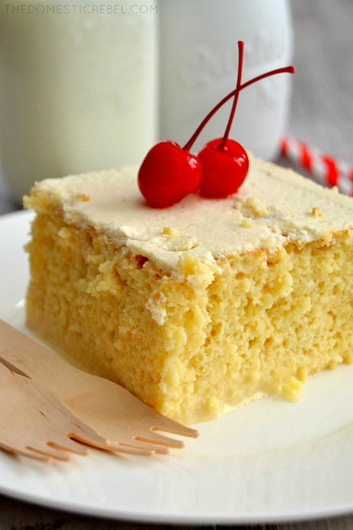 10 Easy Tres Leches Cake Recipes How To Make Tres Leches