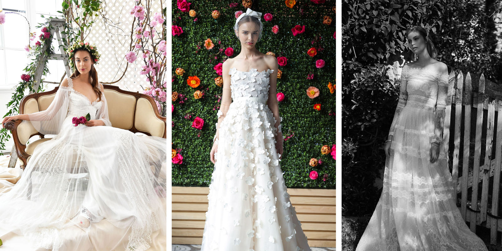 25 gorgeous wedding dresses for a country wedding for Dress for my brothers wedding