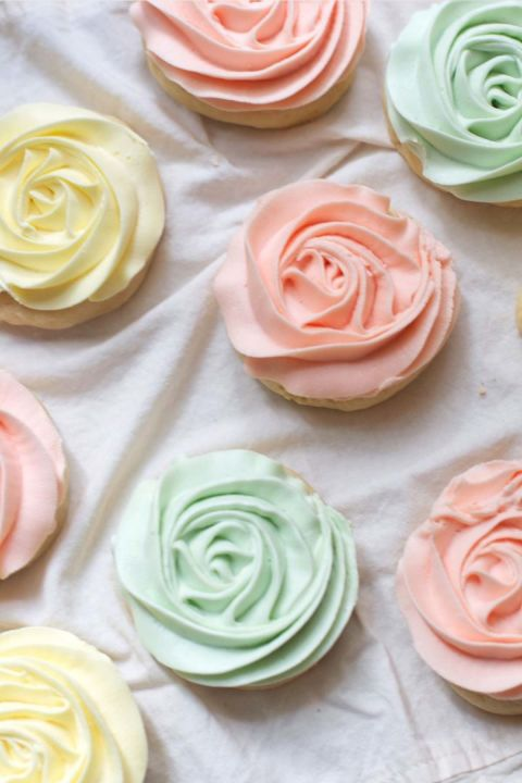 Easy Baby Shower Cakes