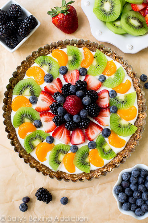 healthy baked fruit desserts what is the healthiest fruit