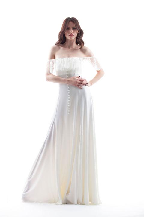 3 Barn Wedding Dress Houghton