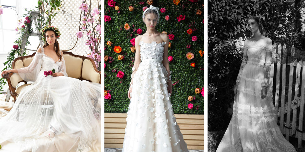 whether youre saying i do in a barn a chapel or the great outdoors youll want to wear one of these lovely gowns