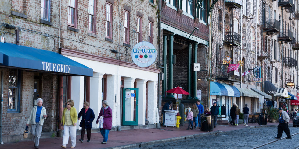 One of the South's Most Historic Cities Is Getting an Upgrade in ...
