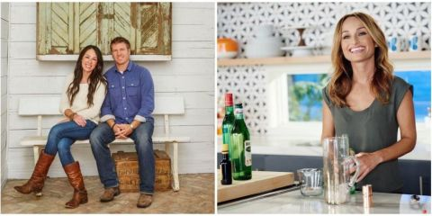 when fixer upper season 3 premieres bloopers of chip and joanna gaines. Black Bedroom Furniture Sets. Home Design Ideas