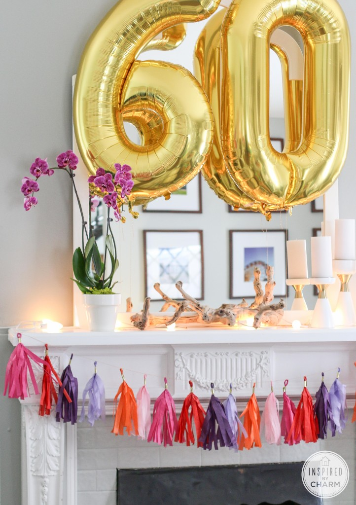 15 DIY Birthday Party Decoration Ideas - Cute Homemade ...