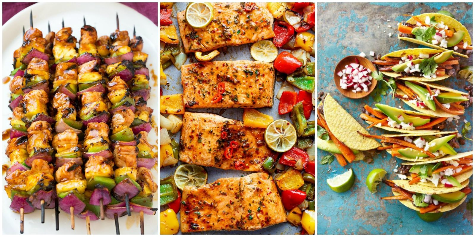 Food Drinks Share 14 Summer Dinner Recipes For Outdoor Parties Because Your Meals