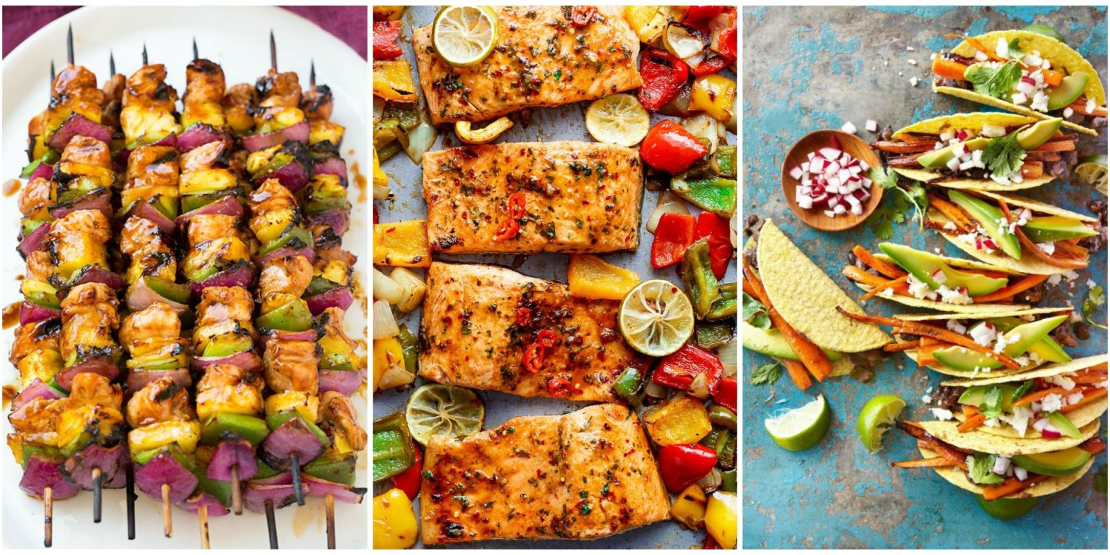 14 easy summer dinner ideas best recipes for summer dinners for Meal outdoors