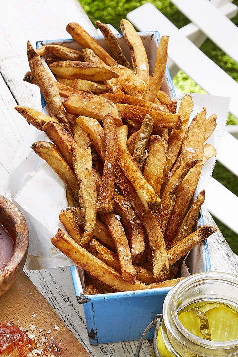 how to make the best french fries from scratch