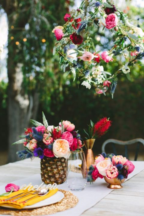 How To Make Floral Arrangements 40 easy floral arrangement ideas - creative diy flower arrangements