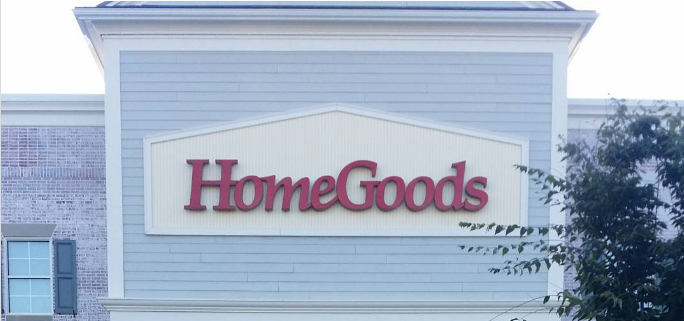 And we know its name  too. HomeSense Store   New HomeGoods Store From TJ Maxx