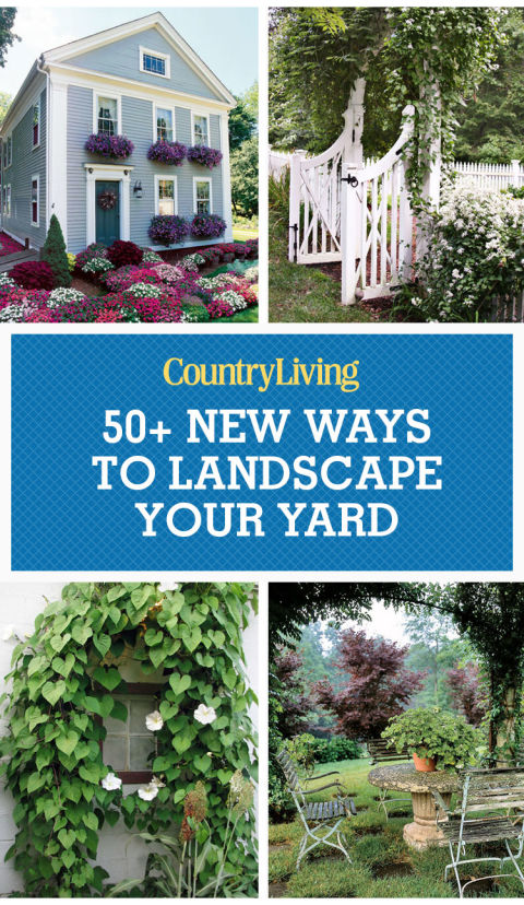 51 Front Yard and Backyard Landscaping IdeasLandscaping Designs