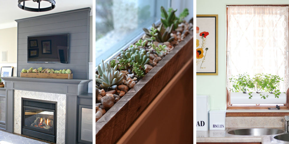 11 Indoor Flower Boxes That Will Convince You to Bring the ...