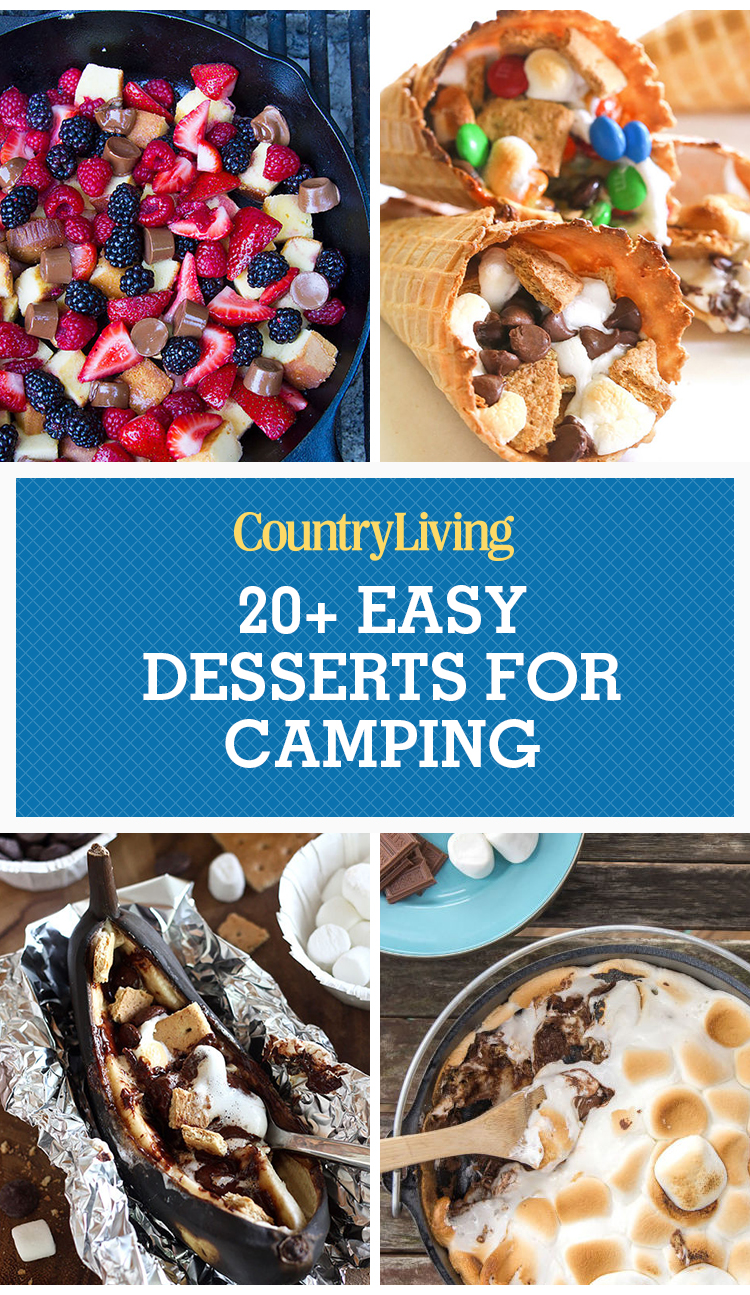 21 Easy Campfire Desserts Best