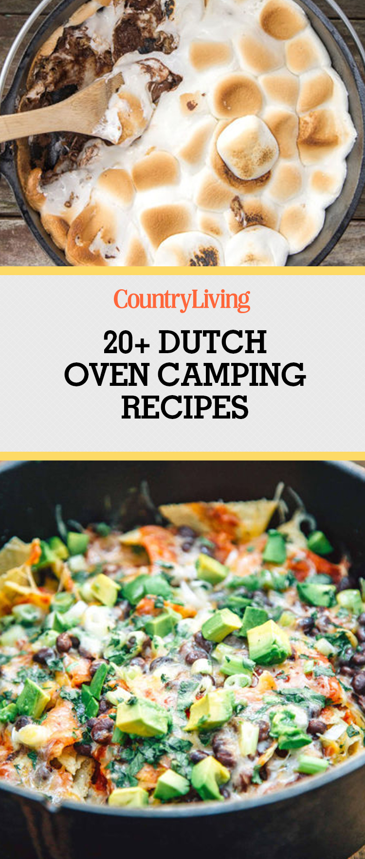21 easy dutch oven camping recipes campfire cooking with for Healthy dutch oven camping recipes