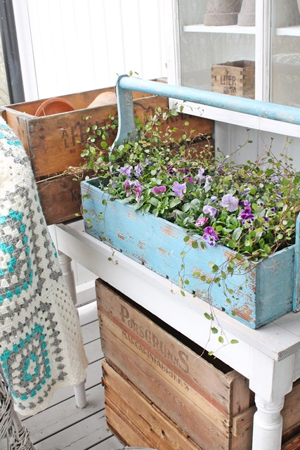 Perfect Indoor Flower Boxes