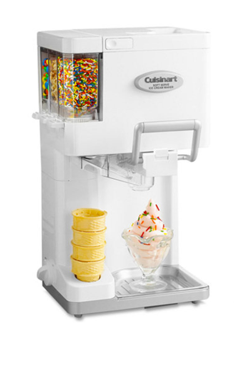 Ice Cream Maker ~ Best ice cream makers reviews of top home