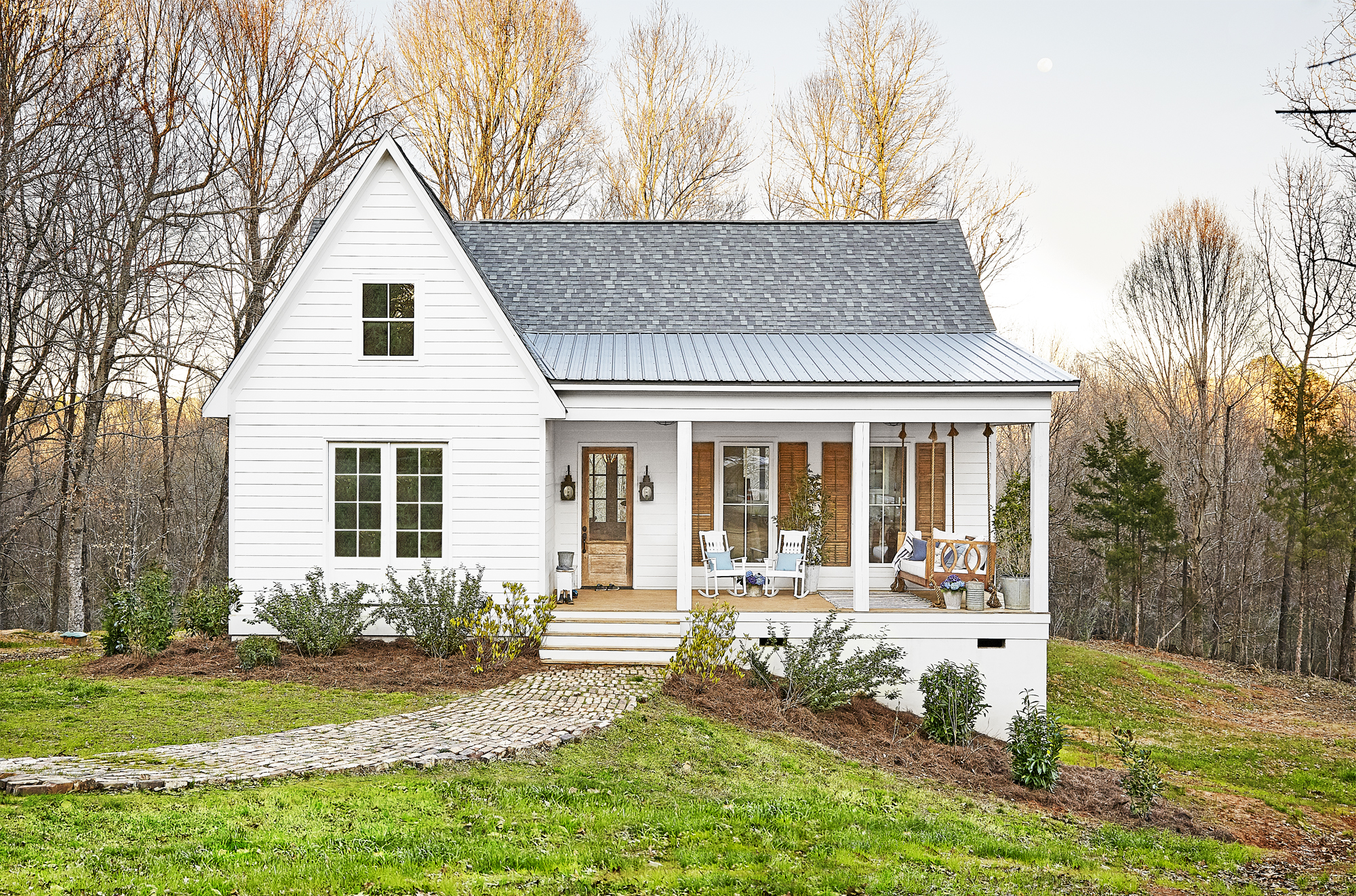 Mississippi farmhouse renovated southern farmhouse for House plans in mississippi