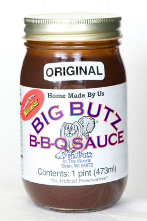 Barbecue Sauce For Sale Part - 39: Big Butz Original B-B-Q Sauce