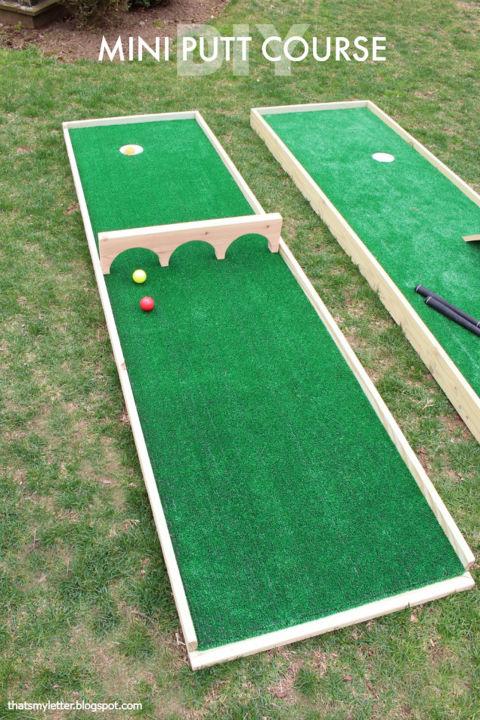 18 Fun DIY Outdoor Yard Games for Kids - Backyard Party ...