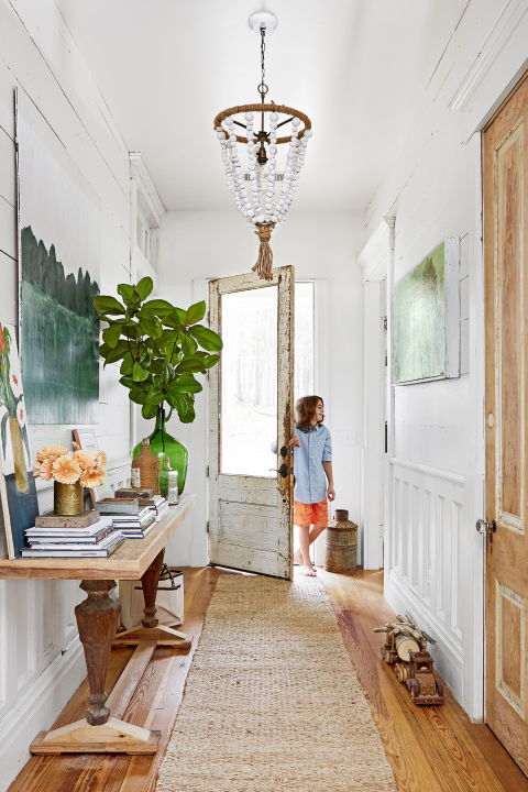 Inside A Mississippi Farmhouse Sweet Southern Blue