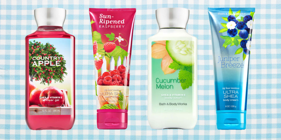 bath body works marketing plan